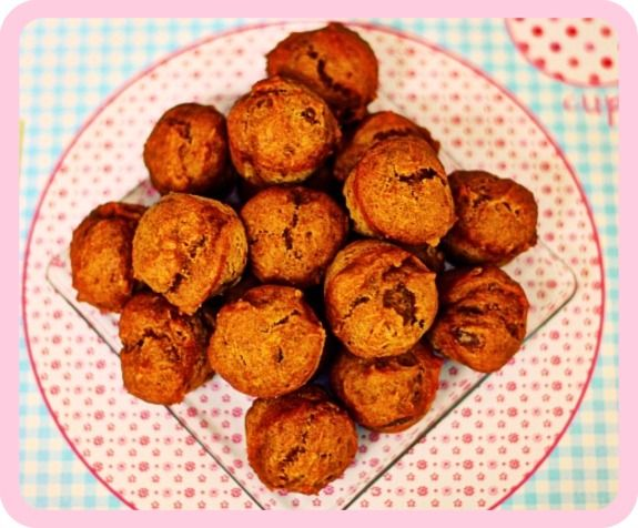 These mini vegan pumpkin applesauce muffins were a huge hit with the ...