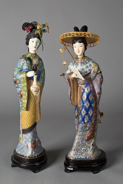 Phrase asian porcelain figurine symbols