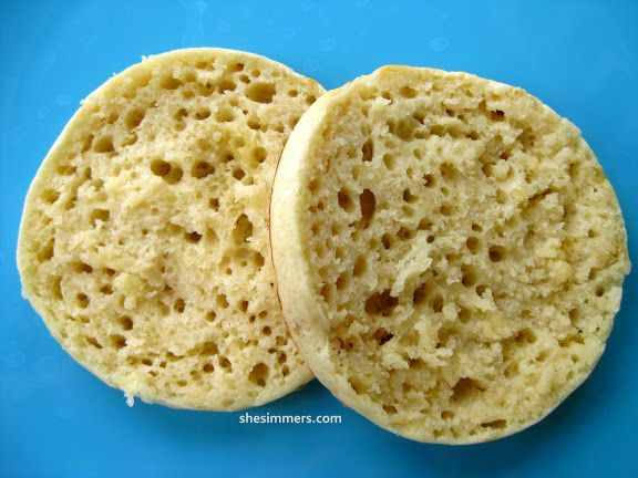 Homemade English Muffins - Try flavors: Cinnamon & Raisin, Multi-Grain ...