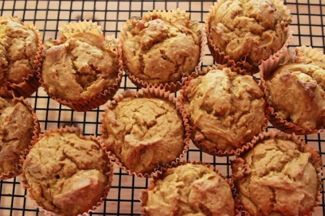 Recipe: Pumpkin Nut Muffins from Personalized Living: A Daily Webzine ...