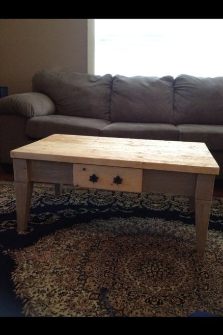 Rustic Coffee Table Stuff I Might Build Mostly Inspiration Pint