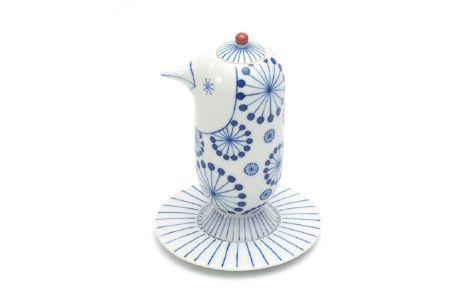 soy pot - bird