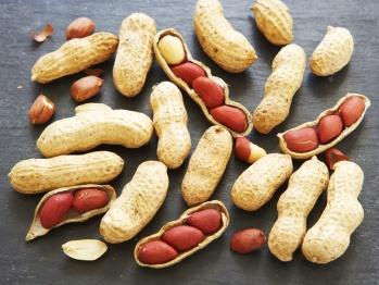 Spicy Garlic Peanuts | Recipe