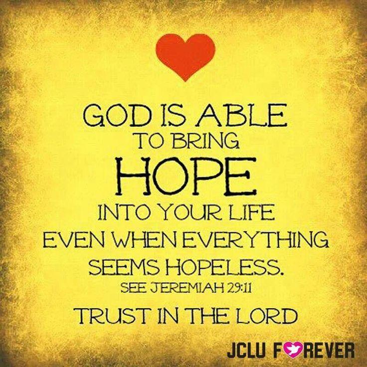 Lucky Keep Your Faith In God