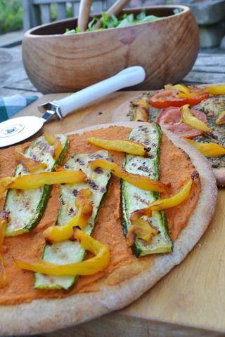 Spanish Romesco Sauce Recipe — Dishmaps