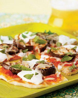 Grilled Eggplant Parmesan | Sandwich, Soup, Meat, Mains | Pinterest
