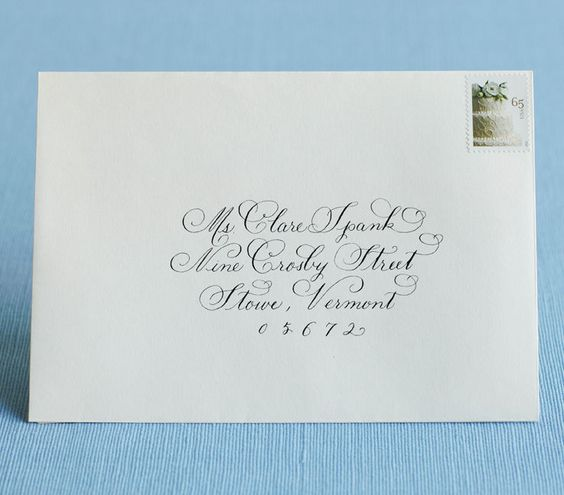 Etiquette For Addressing Wedding Invitations is an amazing ideas you had to choose for invitation design