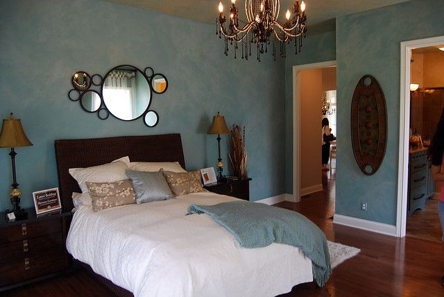 Blue and brown bedroom home ideas pinterest for Blue and brown master bedroom ideas