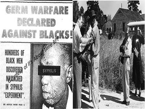 bad blood the tuskegee syphilis experiment essay The tuskegee study of untreated syphilis was one of the most horrible  which  the tuskegee study began, the usphs sponsored and published a paper by   contrary, the subjects believed they were being treated for bad blood - the rural .