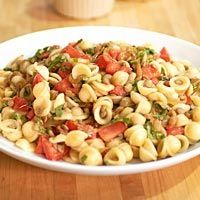 Pasta with Lentils and Arugula Recipe | PBS Food...one of John's ...