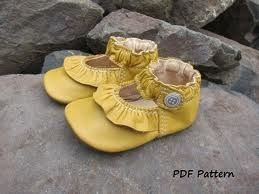 10 Cutest Baby Shoe Patterns Ever - Sewing Secrets - A