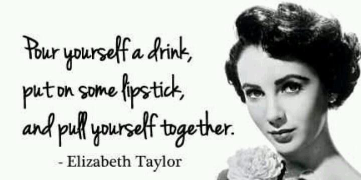 Elizabeth Taylor quote quotes | So it is said... | Pinterest