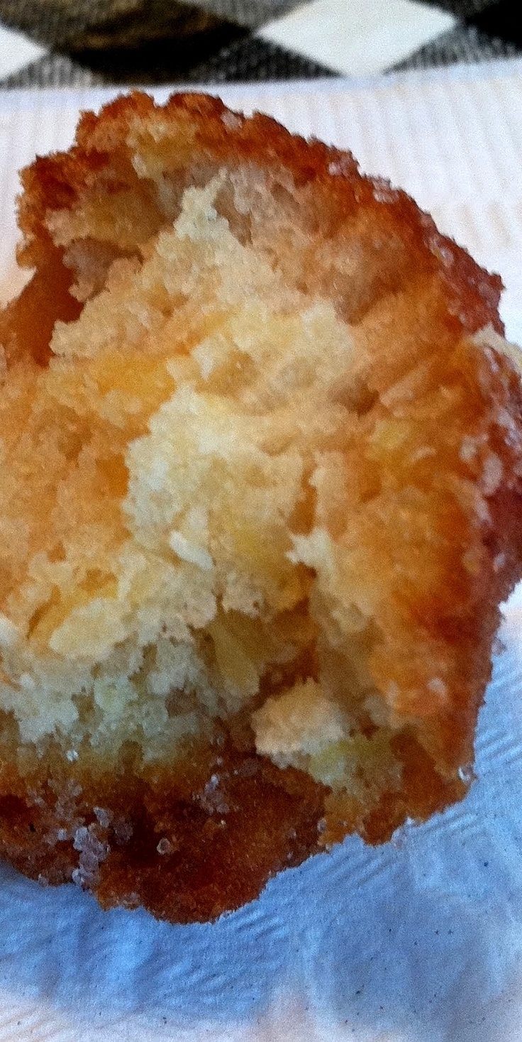 Pineapple Fritters - Little nuggets of sweetness with the surprise of ...