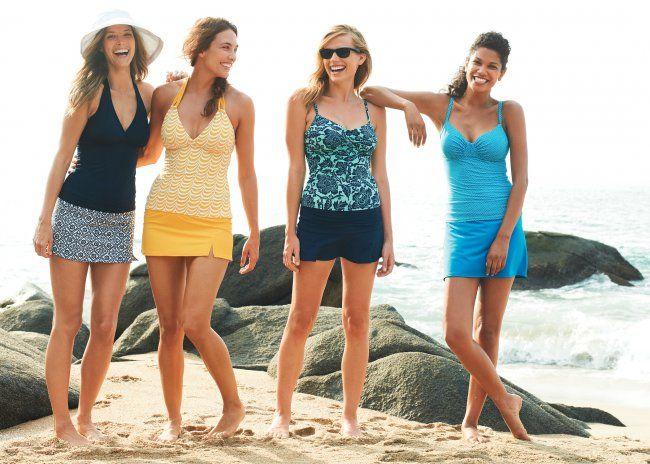For mom: 6 sassy swim suits for mamas | #BabyCenterBlog