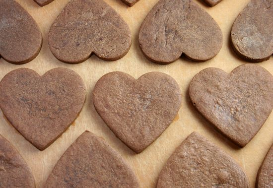 brownie roll-out cookies | Chocolate Love | Pinterest