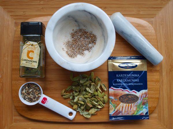 Swedish cardamom rolls | Foodie | Pinterest