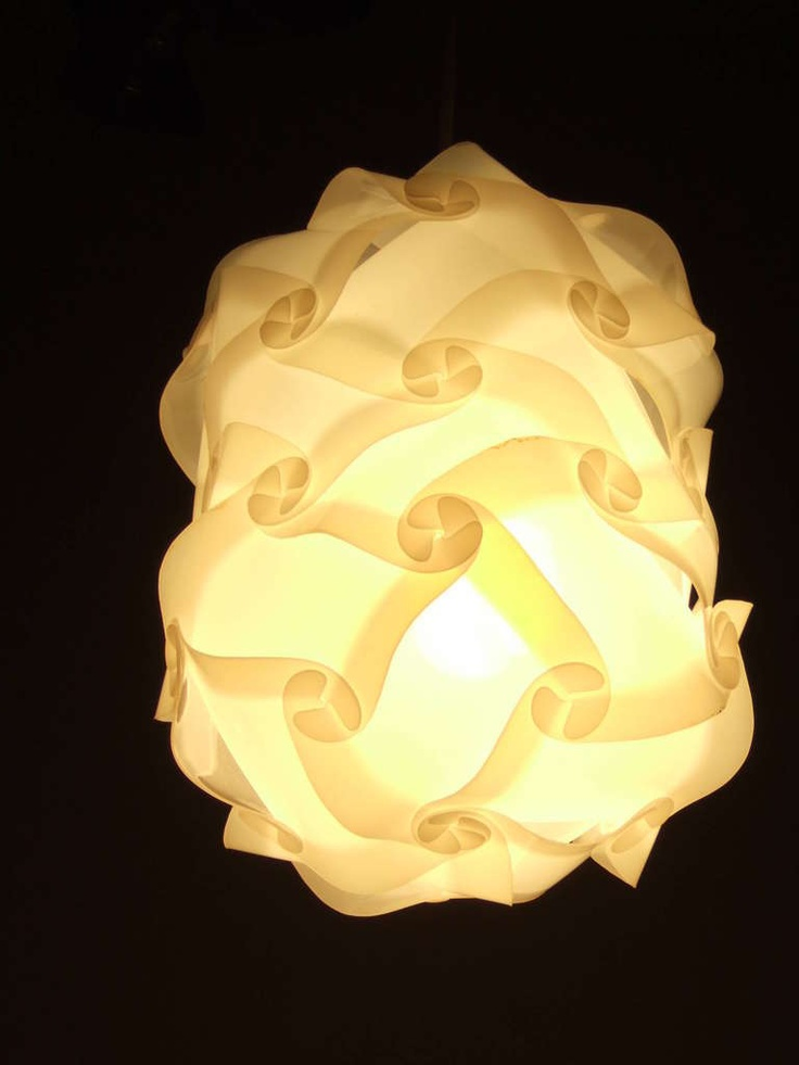 how to build a lamp shade