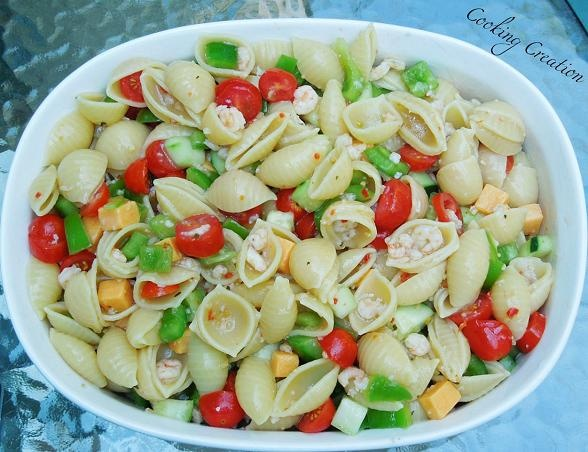 Penne And Vegetable Salad Recipes — Dishmaps