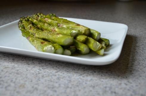simple roasted asparagus. | Food! | Pinterest