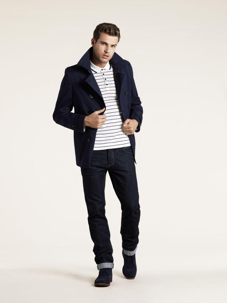 Mens style | Nautical lifestyle clothing | Pinterest