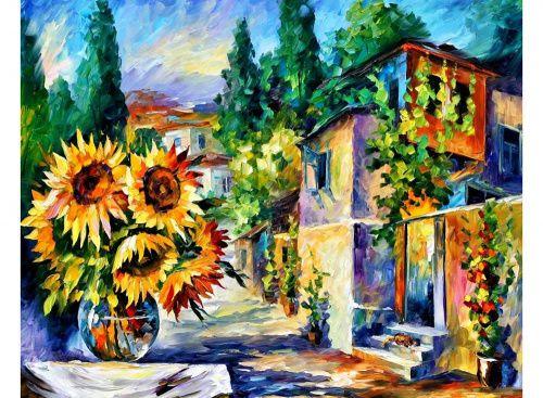 Раскраска картина афремова