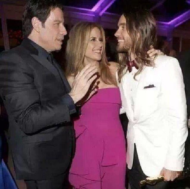 John Travolta, Kelly P...