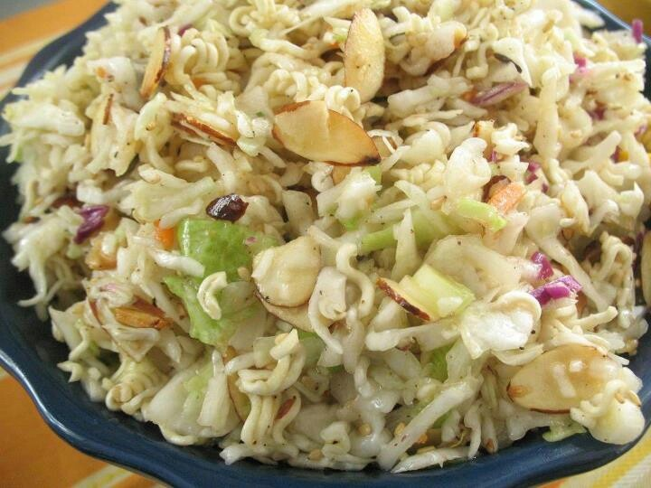 Asian coleslaw | Recipes | Pinterest