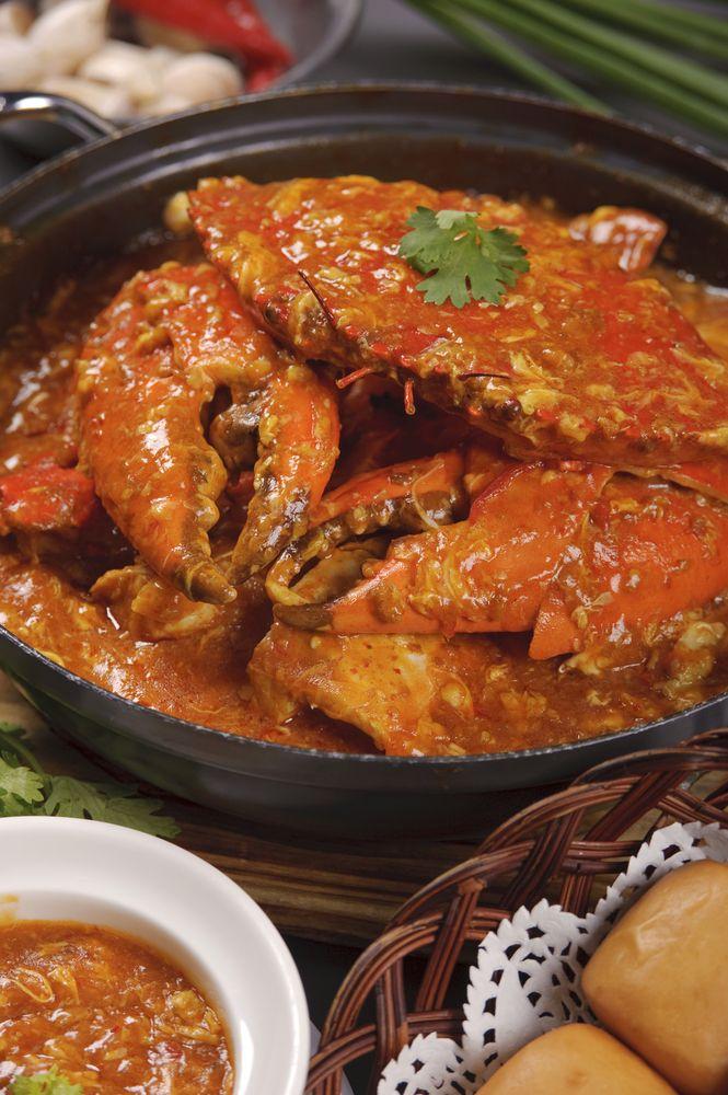 Recipe for Singaporean Chili Crab