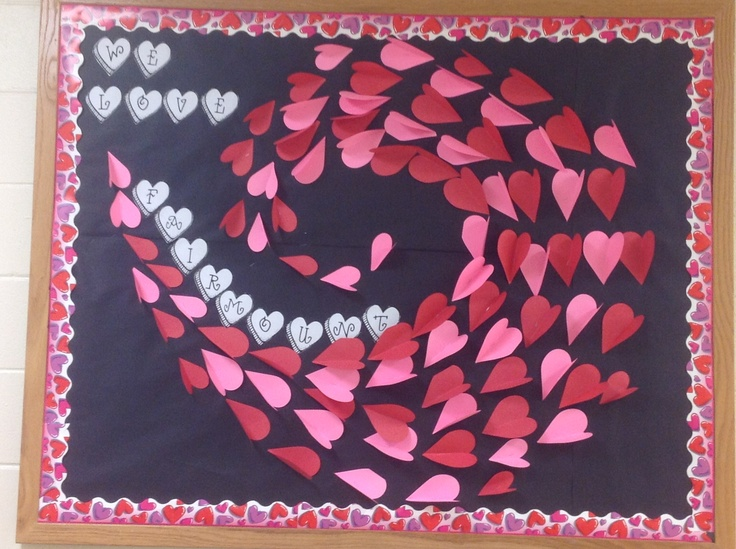 valentine cards classroom