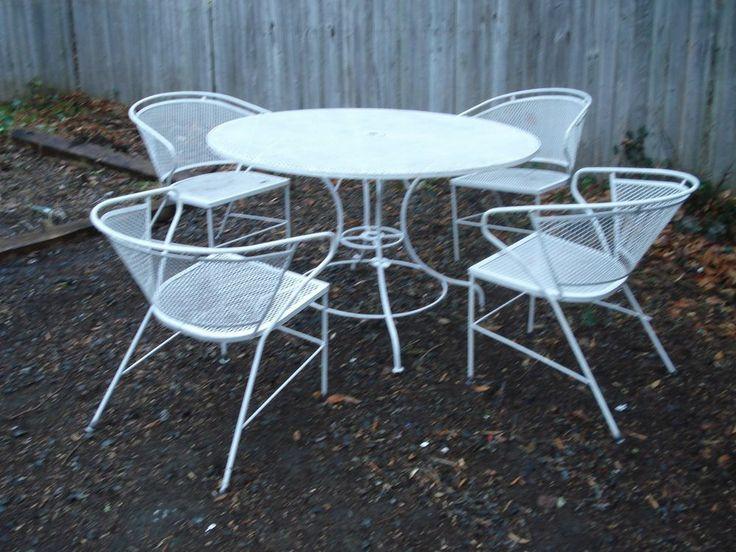 Century Patio Furniture : ... by Denise Ras Arvidson on vintage mid century patio furniture  P