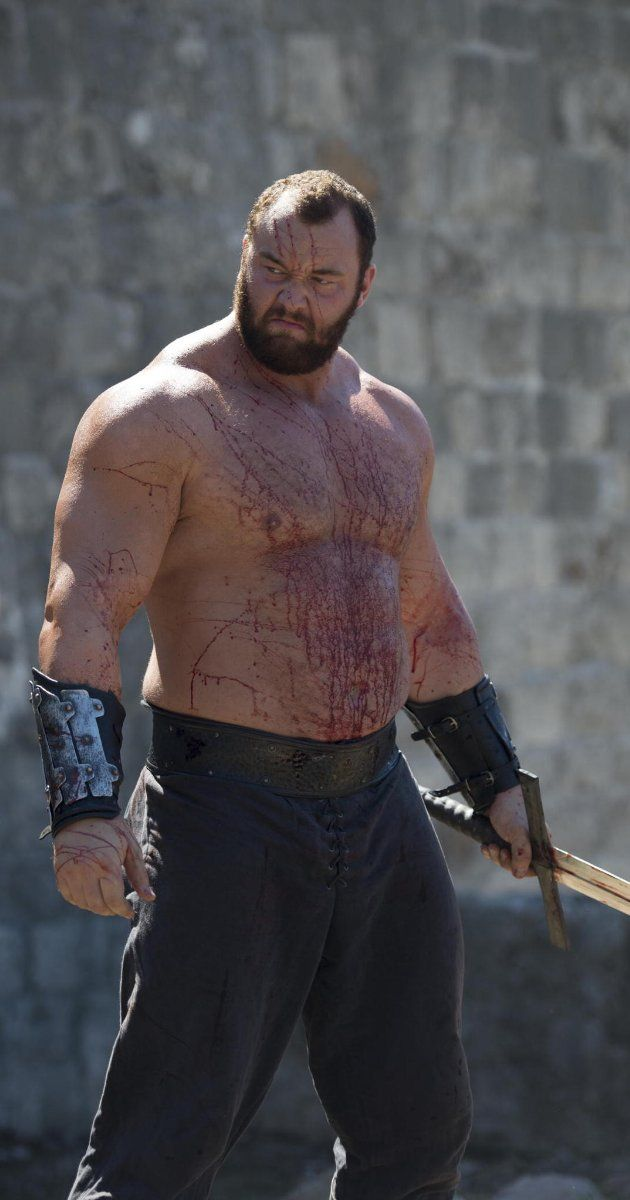 the mountain game of thrones actor before and after