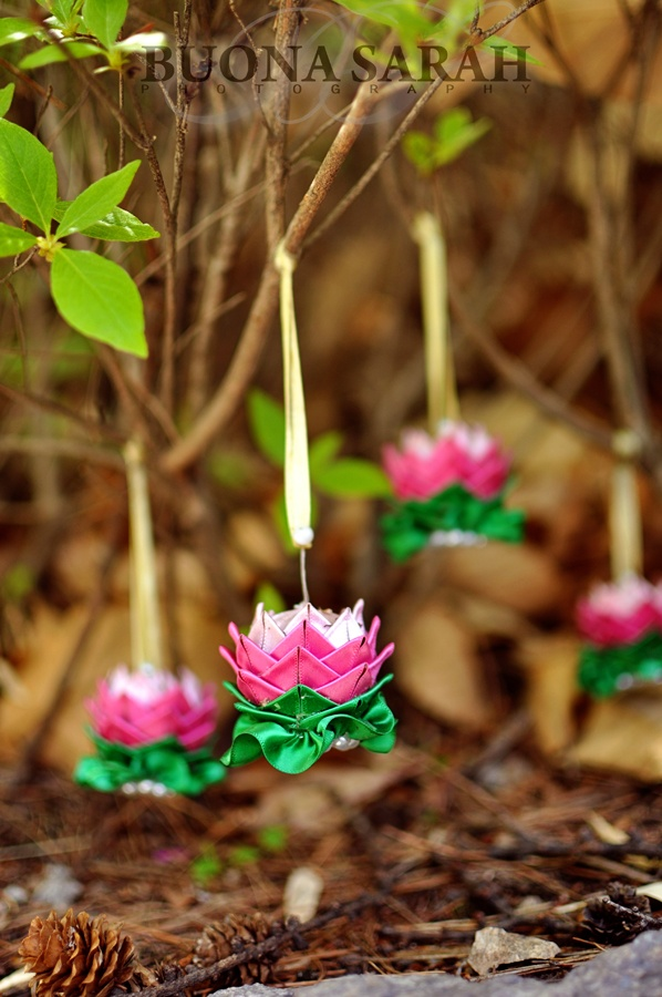 Outstanding Ribbon lotus flowers decorating the grounds of the temple on Gumosan  598 x 900 · 176 kB · jpeg