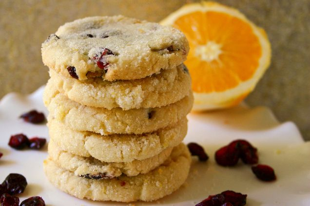 Bakergirl: Cranberry-Orange Cookies.   Christmas/Yule/December   Pint ...