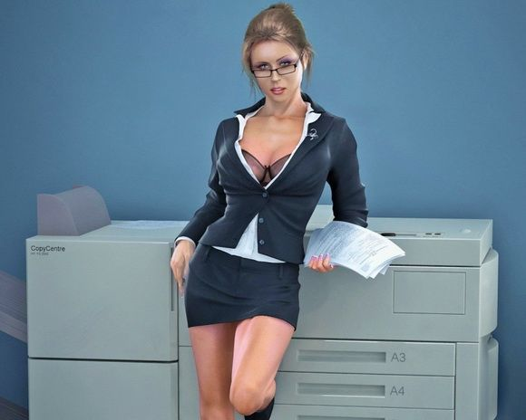 Sexy Secretaries 2 | models | Pinterest