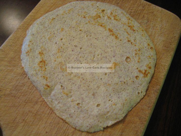 Flour Tortillas NUTRITIONAL INFO: Makes eight 7″ wraps or tortillas ...