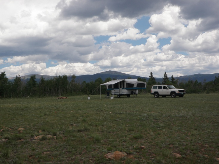 camping in colorado on 4th of july