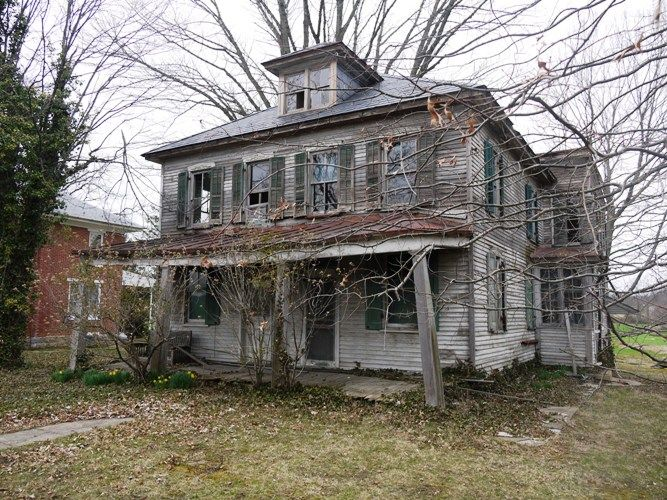 old haunted farm houses Google Search Rotten houses