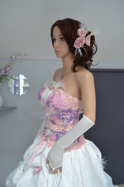 Robe de mariée originale modèle unique  Robes de mariée et ...