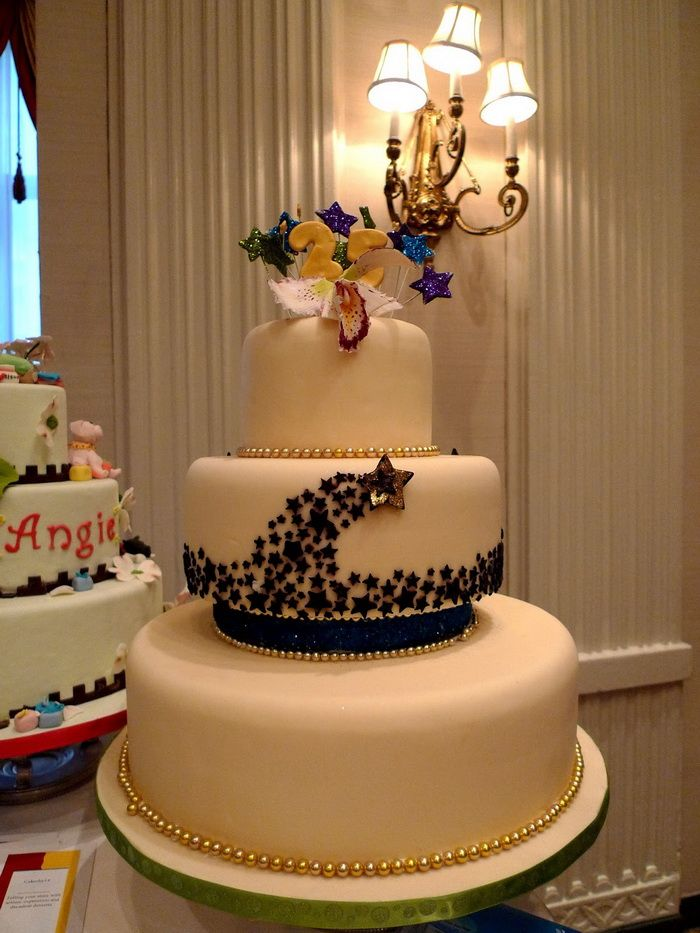 Cake Design For 25th Anniversary : Best 25th Anniversary Cake Anniversary Cake Ideas ...