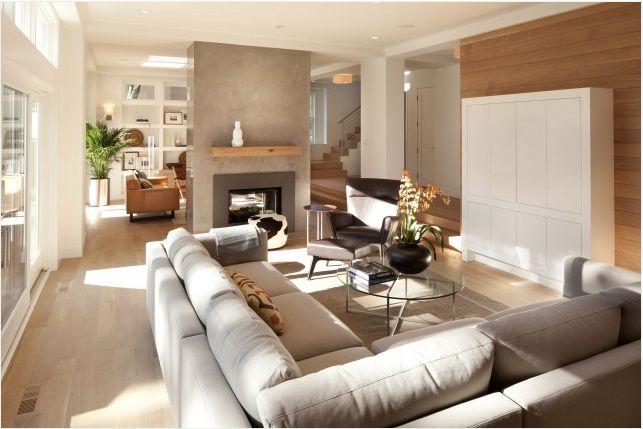 Neutral modern living room design bedrooms pinterest