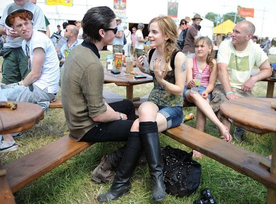 emma watson and george craig dating