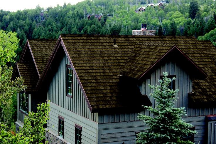 Mountain blend for Multi cedar shingles