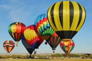 Would love to travel to albuquerque for the international balloon