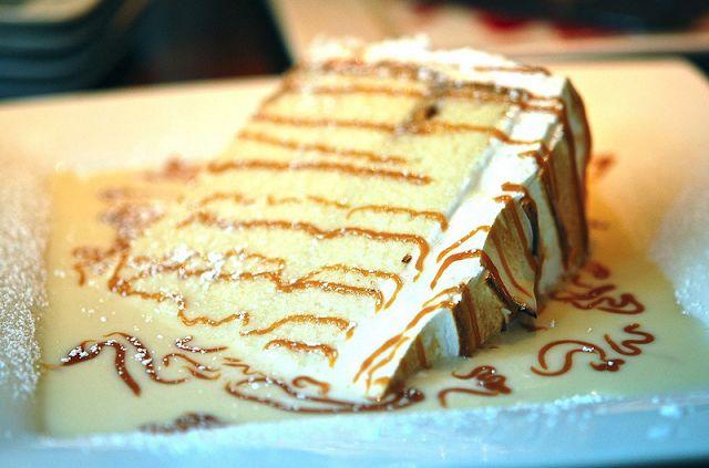 Cuatro Leches cake   Foodie   Pinterest