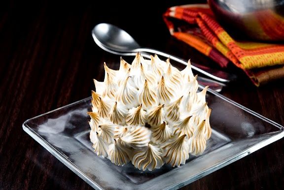Baked Alaska | Sweet Things *Sugar Sugar* | Pinterest