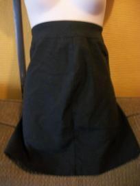 Fashion Bug Womens Black Skirt Size 6 - Free Shipping $7.99 Nice clean