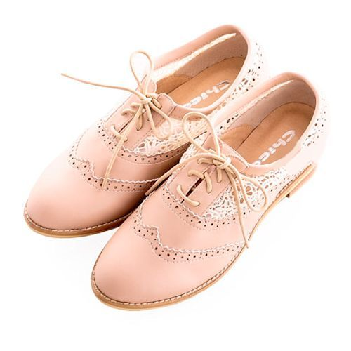 womens pink oxford shoes 28 images womens two color