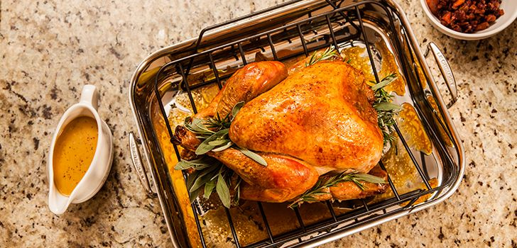 simple roast turkey how to roast a brined turkey perfect roast turkey ...