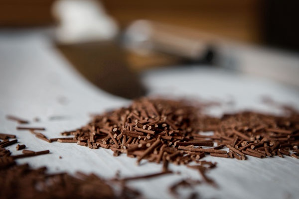 Homemade Chocolate Sprinkles | To Do (as a Gift) | Pinterest