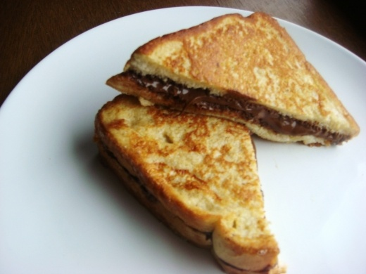 Nutella Stuffed French ToastDoes it get any better than this? The ...